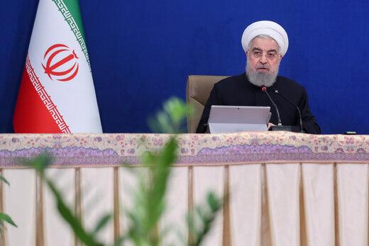 نصیحت روحانی به اروپایی ها: به دنبال تصویب قطعنامه علیه ایران نباشید