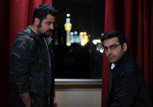 بازیگران «بچه مهندس» در مشهد/ عکس