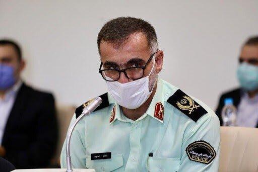 فرمانده انتظامی استان همدان: نقش رسانه در پیشگیری و کاهش جرم تاثیرگذار است