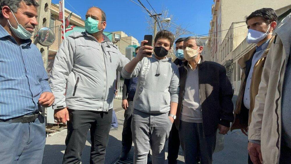 یار غار محمود احمدی نژاد از او جدا شد /داوری: حتما در ۱۴۰۰ ردصلاحیت می شود /به تدریج موج احمدینژاد هم فروکش خواهد کرد /او منتظر یک اتفاق است