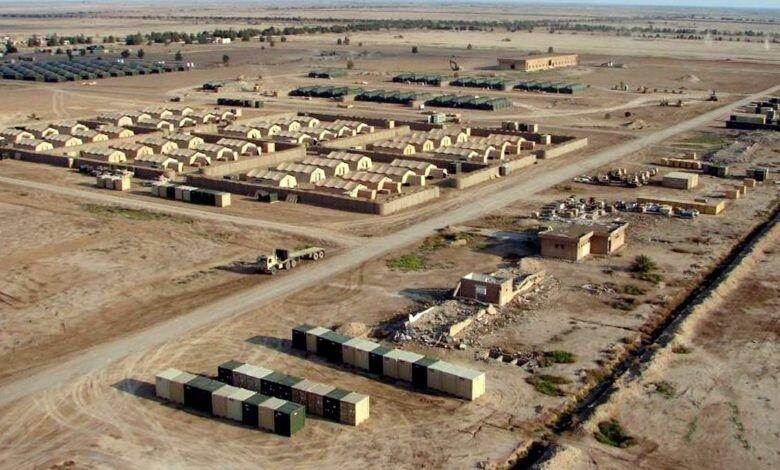 تصویر از آمریکا حمله به عینالاسد را تایید کرد