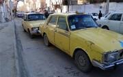 افزایش وام نوسازی تاکسیهای فرسوده