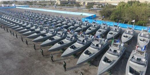 خبرهای نظامی مهم درباره نیروی دریایی سپاه پاسداران /رونمایی از یک شناور زیرسطحی برای نخستین بار +تصاویر