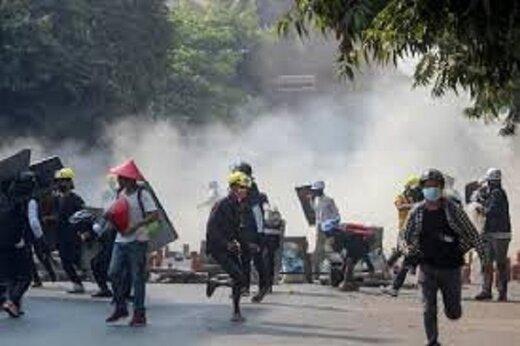 روز خونین میانمار/هشدار درباره جنگ داخلی