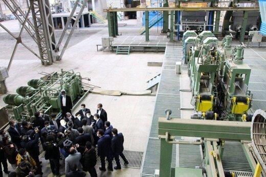 رئیسی برای راهاندازی فولاد ارومیه، ضربالاجل دو ماهه تعیین کرد