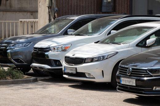 ببینید | ممنوعیت پلاکگذاری خودروهای لوکس در کشور