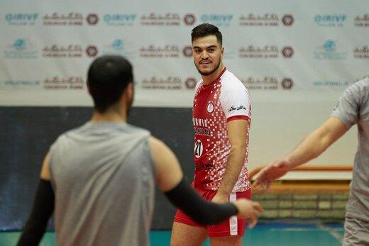 لژیونر والیبال ایران، به زادگاهش بازگشت