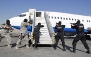 ببینید | انتشار اولین عکس از هواپیماربایی پرواز اهواز به مشهد