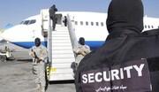 ببینید | انتشار نخستین عکس از هواپیماربای پرواز اهواز - مشهد