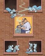وضعیت عجیب مردم در گرانی را ببینید!