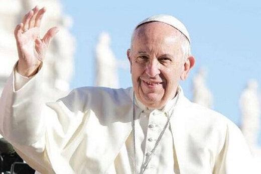 ببینید | پاپ فرانسیس راهی عراق شد