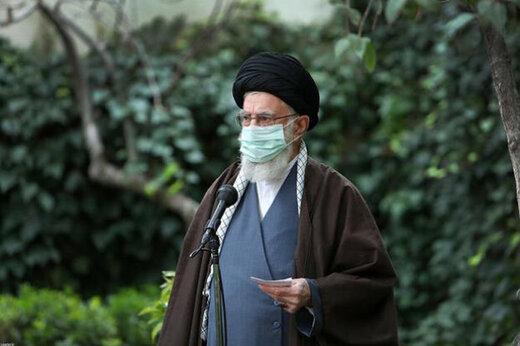 دیدار مهمانان کنفرانس وحدت اسلامی با رهبر انقلاب در 17 ربیعالاول