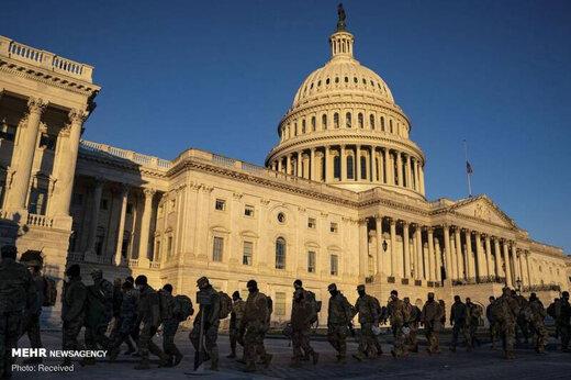 ببینید | گزارش تکاندهنده شبکه ABC آمریکا از وضعیت فاجعهبار مدافع کنگره