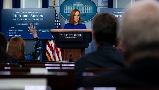 کاخ سفید:اسرائیل، تاثیری بر تصمیم ما در بازگشت به برجام ندارد