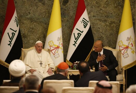 نگاه آیت الله محقق داماد به سفر پاپ به عراق