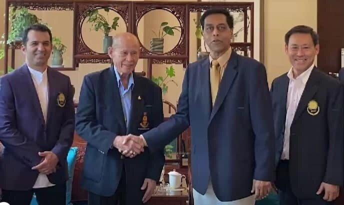 یک ایرانی نایب رئیس سپک تاکرا آسیا شد