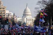 ببینید | درگیری طرفداران و مخالفان ترامپ در نیویورک