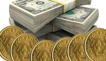 قیمت سکه، طلا و ارز ۱۴۰۰.۰۲.۲۲ /نوسان دلار در کانال حساس
