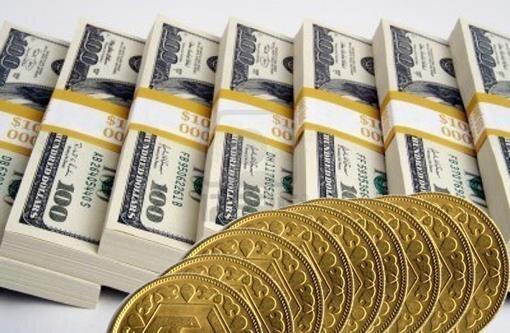 سد مقاومتی دلار و سکه شکست