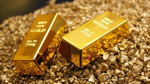 سقوط ادامه دار ارزش انس طلا در بازار جهانی