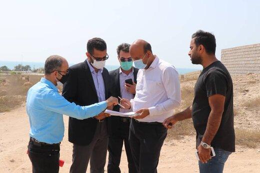 امکان الحاق اراضی به محدوده طرح هادی ۲۱ روستای منطقه ویژه اقتصادی قشم بررسی شد
