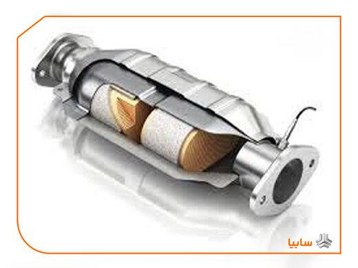 مگاموتور سایپا فلزات گرانبها در کاتالیست را بازیافت میکند