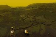 ببینید | عکس کاوشگر ونرا ۱۳ از سطح سیاره زهره