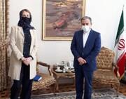 عراقچی: راه بازگشت آمریکا به برجام لغو تحریمها است