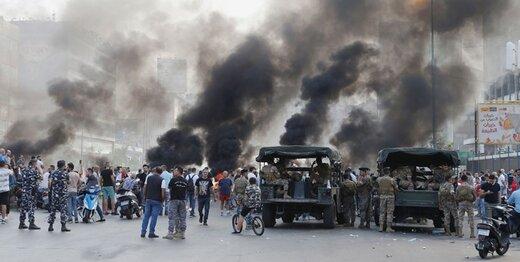 اتفاقات جنوب بیروت ارتباطی به حزبالله و جنبش امل ندارد/ عکس