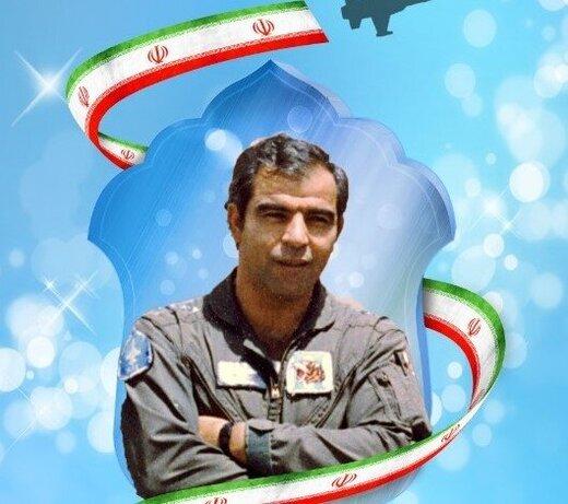 این خلبان ارتش، بر فراز دریاچه ماهی هدف موشک قرار گرفت + عکس
