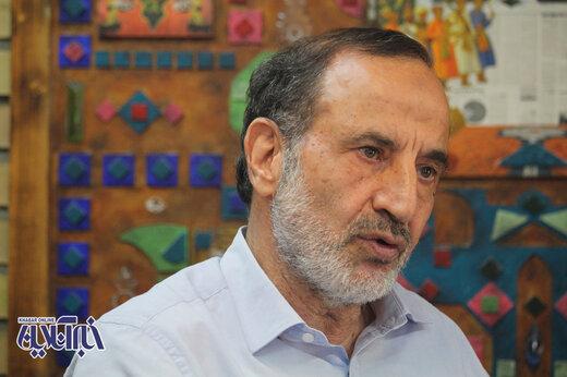محمد خوش چهره کاندیدای ریاست جمهوری شد