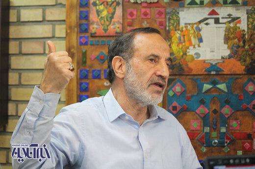 محمد خوش چهره در انتخابات 1400 ثبت نام کرد