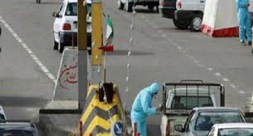 ممنوعیت تردد در فیروزکوه