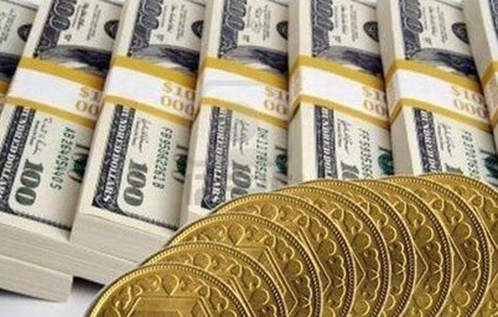 تغییر مسیر نرخ ها در بازار ارز و سکه