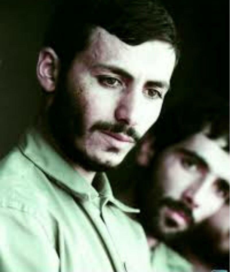 فرمانده سپاهی که حملات ضدانقلاب را دفع کرد +عکس