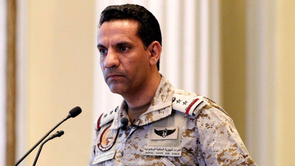ادعای ائتلاف سعودی درباره پهپادهای یمنی