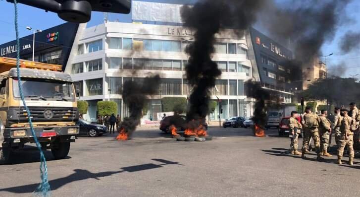 اتفاقات جنوب بیروت ارتباطی به حزبالله و جنبش امل ندارد/عکس