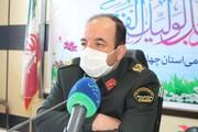 دستگیری ۹ سارق با ۱۶فقره سرقت در چهارمحال و بختیاری