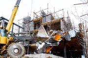 ببینید | تخریب ویلاهای لاکچری و ساختوسازهای غیرقانونی در کلاک