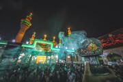 ببینید | حال و هوای حرم امامین کاظمین در شب شهادت حضرت موسی بن جعفر (ع)
