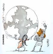 ببینید: جهان روی دوش زنان، سلفی با مردان!