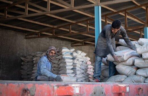 مصائب صادرات سیمان در هرمزگان/ نیاز داخلی برطرف نشد