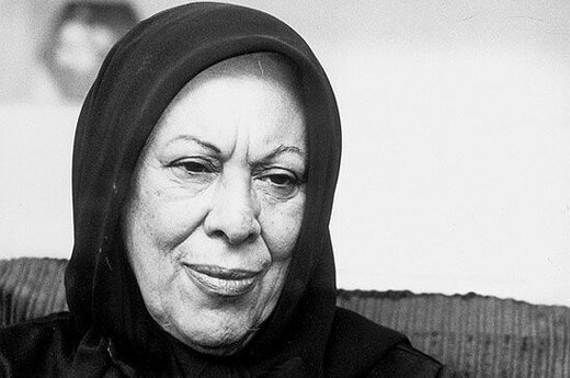 Simin Daneshvar, first Iranian female novelist who created masterpieces