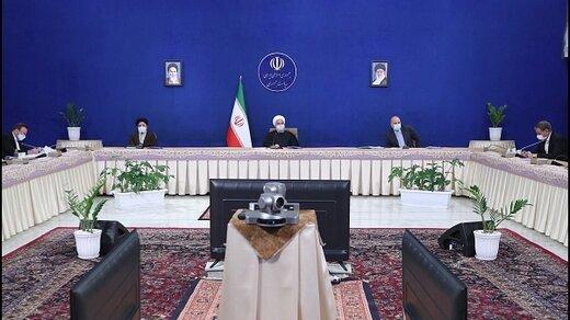 روحانی: وقت پرداختن به اختلافات نیست /تصمیمات نباید معطل اختلاف نظرها بماند