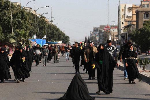 ببینید | حمله انتحاری بیرحمانه به زوار در کاظمین
