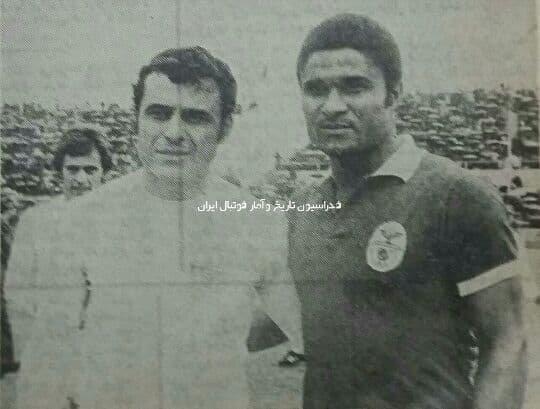 چهره مطرح فوتبال جهان در تهران/عکس