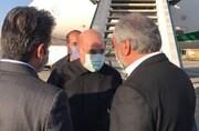 رئیس مجلس وارد سنندج شد/ نظارت میدانی در دستور کار قالیباف