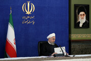 روحانی: ایران از عهد باستان تا امروز همواره منادی علم و دوستی بوده است
