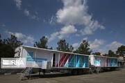 تصاویر | گشایش بیمارستان سیار احسان برای مناطق محروم