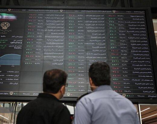 افت ۹ هزار واحدی بورس/ اسامی سهام بورس با بالاترین و پایینترین رشد قیمت